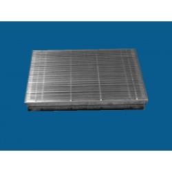 SI/A : Grille de sol pour plancher technique à structure réticulaire