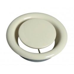 Bouches acier blanc réglables BOUEX / BOUSO