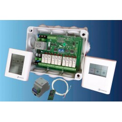 KIT RADIOTACTIL MULTIZONE COMMUNICANTE MODBUS