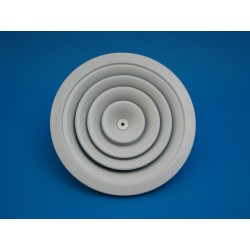 Diffuseur circulaire multi cônes fixes